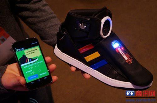 见过会说话的鞋子吗?-谷歌新产品