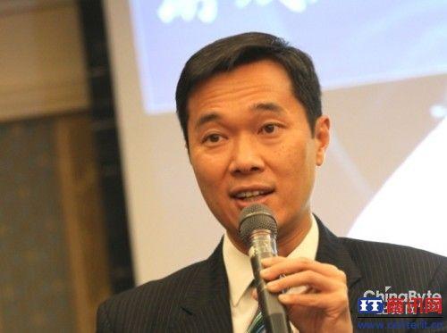 SAP中国区副总裁、数据库和技术事业部总经理邹作基先生