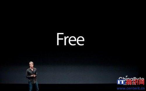 """苹果系统免费旨在撼动操作系统""""霸主""""微软?"""