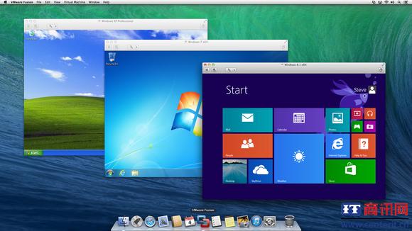 Windows 8/8.1市场占有率不足10% 情况堪忧